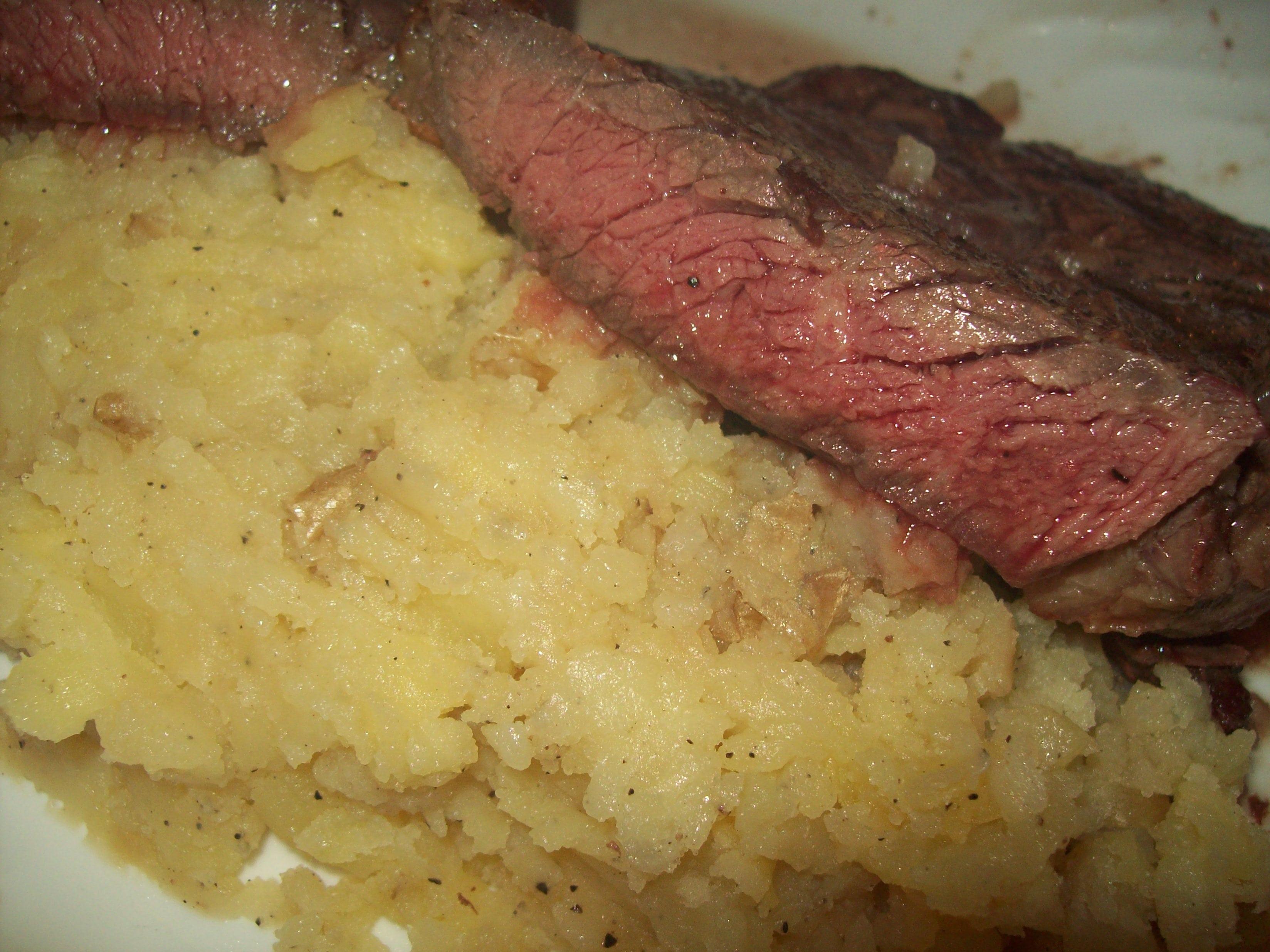 Rib-O-Lator Steaks